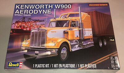 Revell Kenworth W900 truck 1:25 scale model car kit 1507