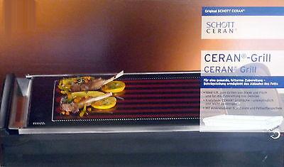 CERAN®-Grill  Elektrogrill Grill Fettarm Grillen NEU/OVP