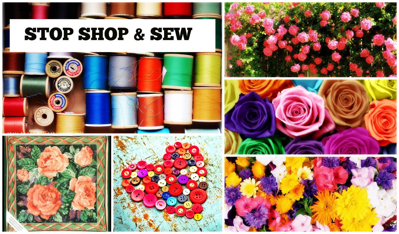 Stop Shop Sew