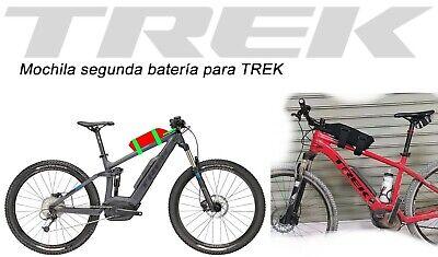 Trek funda mochila neopreno bici eléctrica Batería Auxiliar