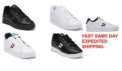 Fila Mens Charleston Sneakers Lowtop Casual Athletic Shoes Fashion Lightweight