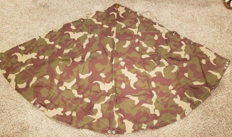 WW2 Hungary Hungarian Camouflage  Cape / Tent Sátorlap-esőgaller elite camo