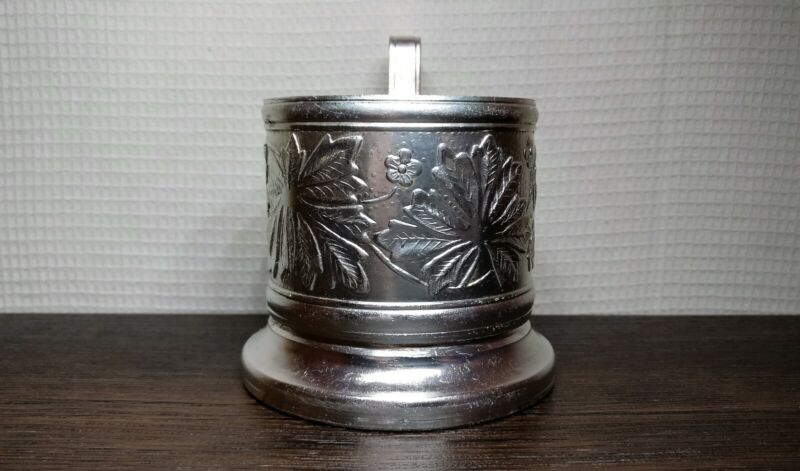 Vintage Cup Holder Tea Glass Holder Cup Podstakannik 2 Soviet USSR A