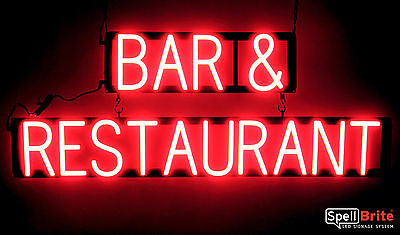 Spellbrite Ultra-bright Bar Restaurant Sign Neon Look Led Performance
