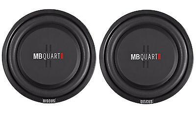 ((2) MB Quart DS1-254 10