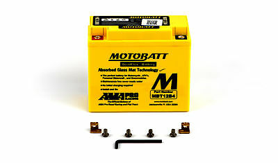 Ducati Paul Smart 1000 LE 2006 (0992 CC) - Motobatt Battery