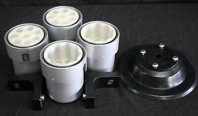 Thermo Electron 243 Rotor Centrifuge Swing Bucket Set