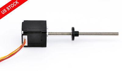 Nema 11 External Linear Actuator 0.75a Lead Screw Length 100mm Stepper Motor