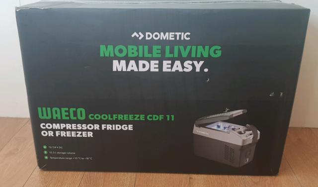 c427355a283 Waeco CDF-11 Portable Fridge Freezer