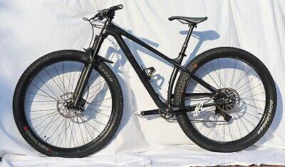trek stache 9.6 carbon fibre mountain bike 29er+ with upgraded parts