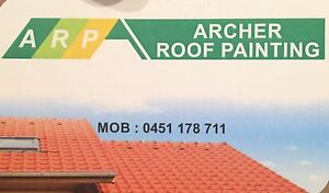 Roof painting and cleaning ( good price, free quote ) Cranebrook Penrith Area Preview