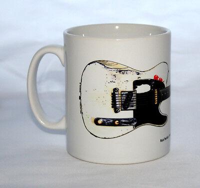 Guitar Mug. Rick Parfitt's Fender Telecaster
