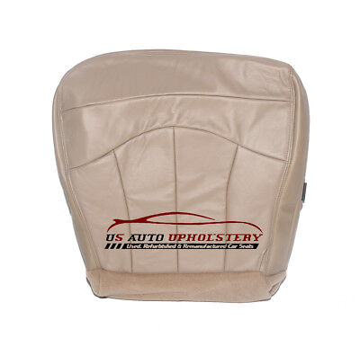 2000 Ford F150 Lariat -Driver Side Bottom Replacement Leather Seat Cover (2000 Ford F150 Lariat)