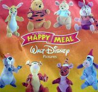 Tigro - Disney Channel 2000 - Sorpresine Happy Meal Mc Donald's Complete Set - disney - ebay.it