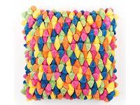 Dreamweavers pebble cushion multicoloured. 6 available