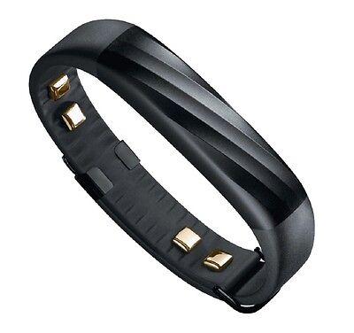 Jawbone UP3 Bluetooth Aktivitäts-/Schlaftracker-Armband inkl. Activity Clip