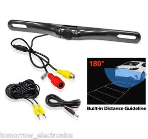 New-Aluminum-Zinc-Alloy-Rear-View-Backup-Camera-HD-180-Waterproof-Night-Vision
