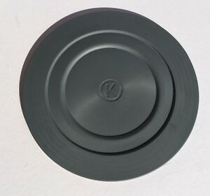 Kenwood Major A707A / A907 / KM Rubber Bowl Seat / Mat / Pad 15cm Grey