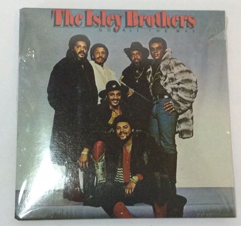 Chu Bops The Isley Brothers Sealed Album Pop CD Artists Rock #20