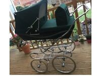 Silver Cross Coach Pram