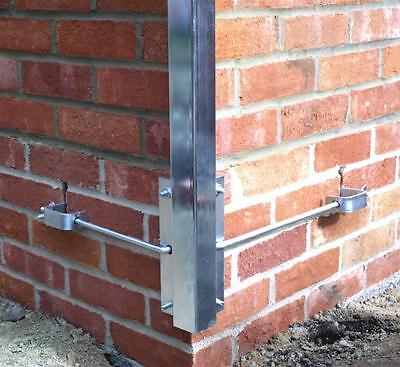 Blakes External Building Profile – 1 pair Complete