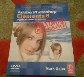 Photoshop software book tutorial dvd camera digital photography canon nikon fuji sony