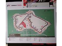 British Formula 1 Grand Prix Silverstone 2017 Tickets 'The View'