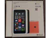 Microsoft Lumia 640 LTE In Black On O2