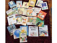 Huge Job Lot of Children's Books over 200