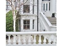 1 Bedroom Flat, Belsize Park NW3 (approx.50m2) fully furnished