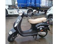 Piaggio Vespa LX 50 2009