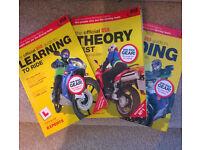 Official DSA learning theory books