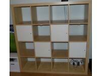 Ikea Kallax Shelving Unit 147cm X 147cm