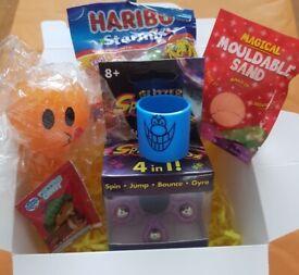 Fun fidgets party boxes!