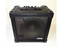 BASS GUITAR AMP ROLAND CUBE 30 WATT COMBO WITH EFFECTS IN GREAT CONDITION