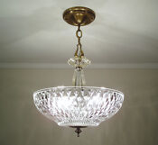 1930'S Art Deco Chandelier