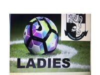 Ladies Football players