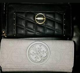 Brand New Black CK & White Guess Wallet...
