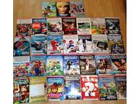 Official Nintendo Magazines out of print x30