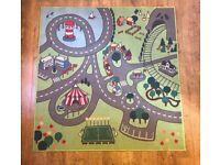 IKEA Stadstel childrens rug