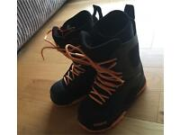 Men's Thirtytwo Snowboard boots UK 8.5