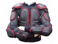 Gearx Motocross Motorcycle Bike Body Armour ATV Quad Honda KTM Yamaha Suzuki.