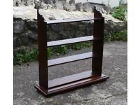 Small Bookcase Display Unit