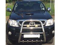 2011 Toyota Hilux 3.0 Invincible