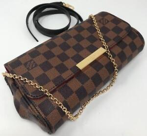 Louis Vuitton Favorite Damier Ebene MM/PM All Prints ( More  Styles  Available)