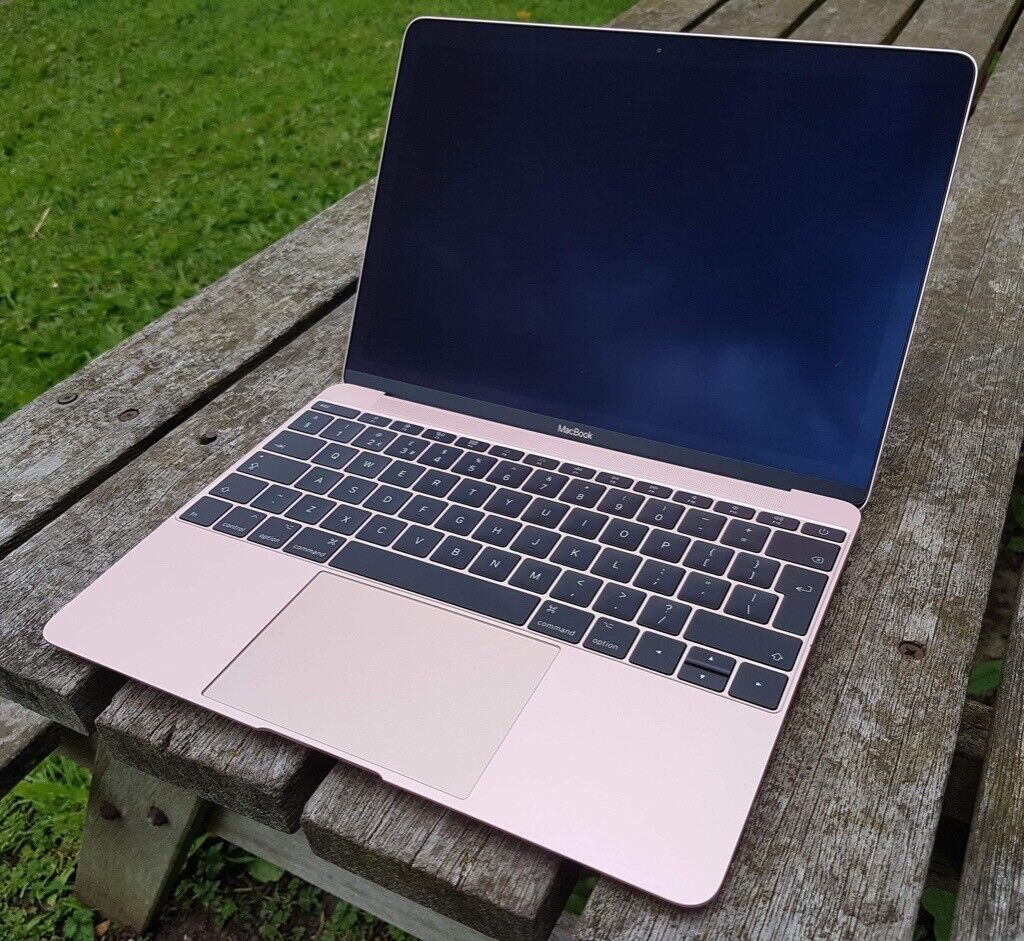 2017 12-inch MacBook 1 2GHz dual-core Intel Core m3 – Rose Gold   in  Doncaster, South Yorkshire   Gumtree