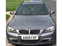 Bmw 330d m sport touring auto lci 2009 fully loaded full service history px