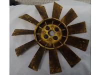 11 blade fan for classic mini radiator