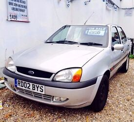 ★ CHEAP A TO B CAR ★ FORD FIESTA 1.25 FINESSE PETROL ★ PART EX TO CLEAR ★MOT OCT 2016★ KWIKI AUTOS ★