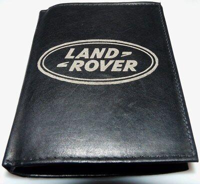Land Rover Jeep 4x4 Leder Geld Börse Geländewagen Geldbeutel Geldbörse 4 X 4 Land Rover